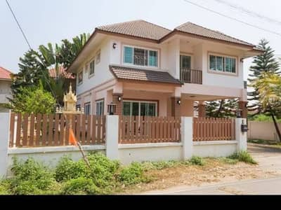 3 Bedroom Home for Rent in Mueang Chiang Mai, Chiangmai - Beautiful house for rent, 3 bedrooms, 3 bathrooms, Mae Hia zone, Chiang Mai