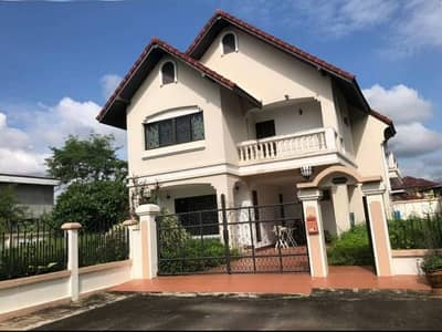3 Bedroom Home for Rent in San Sai, Chiangmai - 2 storey detached house for rent, San Sai Park View Village Near Centra Festival Chiang Mai