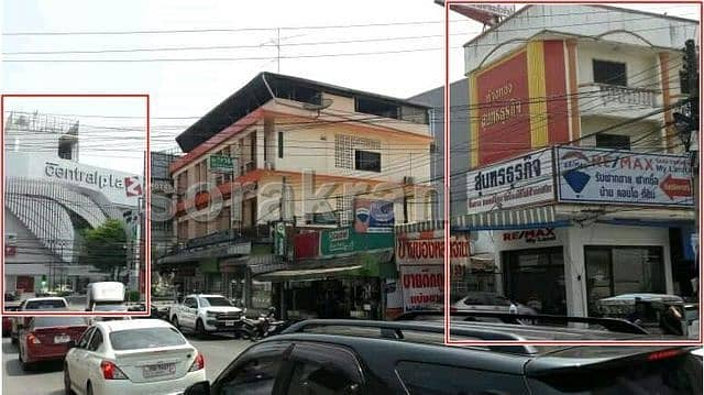 The owner wants to sell a commercial building near Central Udon Thani.