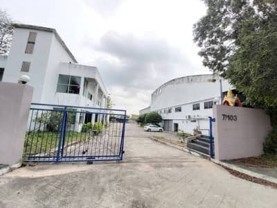 Factory for Sale in Pluak Daeng, Rayong - Factory for sale in Amata City, Rayong for 6 rai in the EEC area, price 65 million baht.