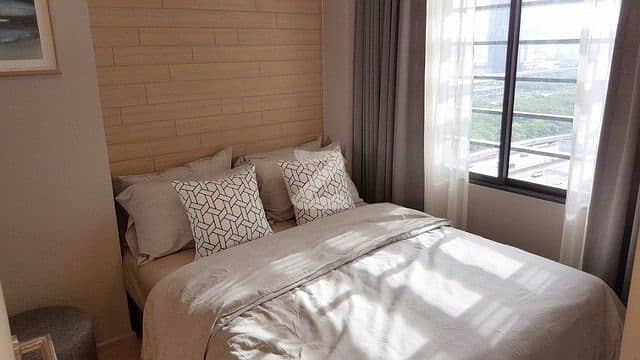 G 3753 Condo for rent, Rhythm Asoke 2, beautiful room, ready to move in.
