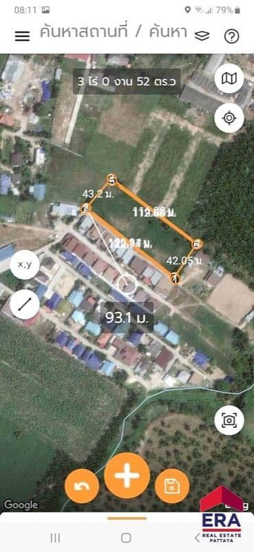 Land for Rent in Ban Chang, Rayong - Land for sale in Ban Chang, Rayong