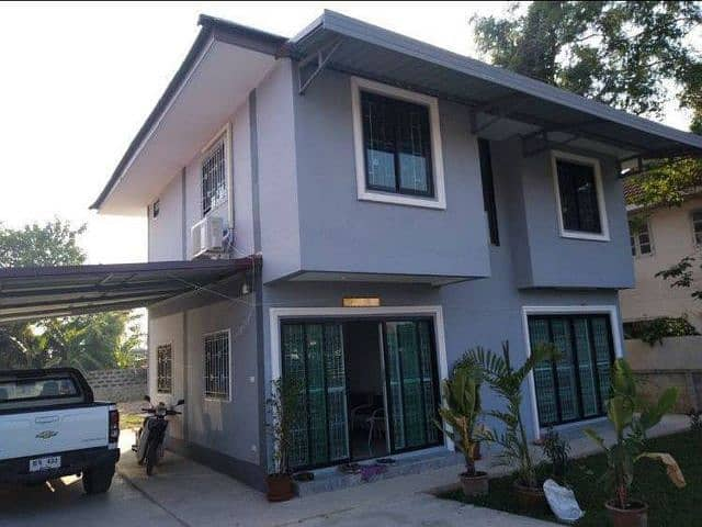 2 storey house for rent in Hang Dong, Chiang Mai
