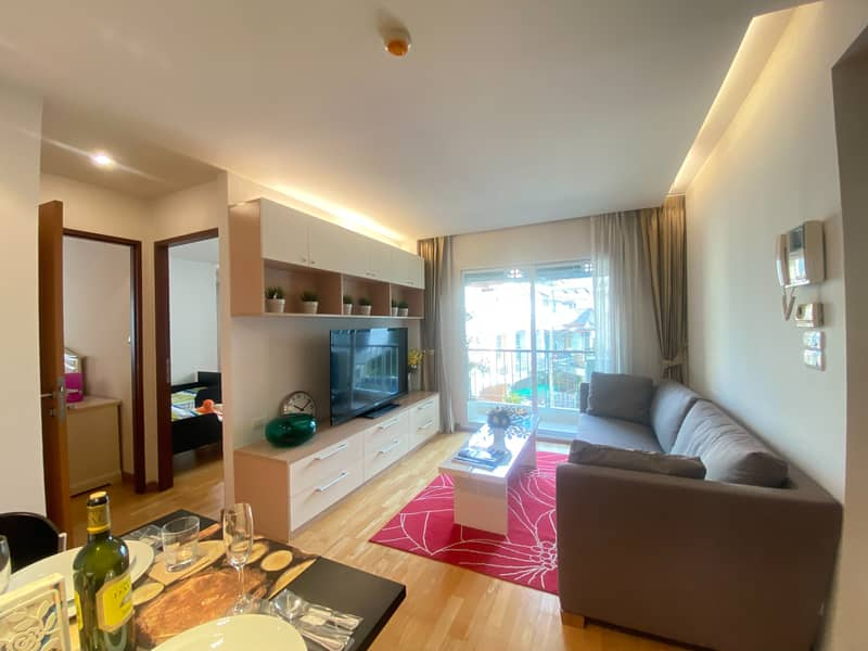 M3648-Condo for sale and rent Residence 52 near BTS On Nut. Fully furnished, ready to move in