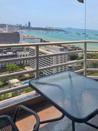 1 Bedroom Condo for Rent in Bang Lamung, Chonburi - Condo for rent at View Talay 6 (Next to Central Festival Pattaya)