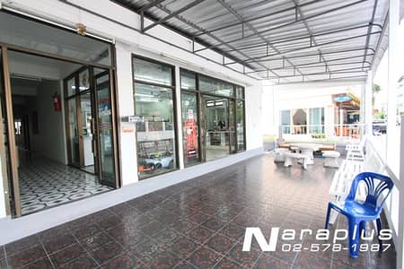 Commercial Space for Rent in Mueang Samut Prakan, Samutprakan - 64070445 : Commercial space for rent, 1st floor, size 72 square meters, Soi Bearing 50, beautiful, good, cheap, suitable for those who want to build the future.