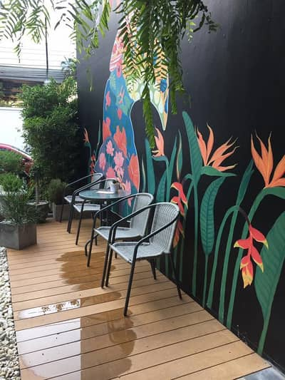 Hostel for sale in Chiang Mai.