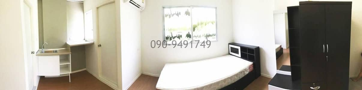 1 Bedroom Condo for Rent in Mueang Samut Prakan, Samutprakan - Condo for Rent Lumpini Mixx Thepharak - Srinakarin The cheapest price in the project Ready to move in
