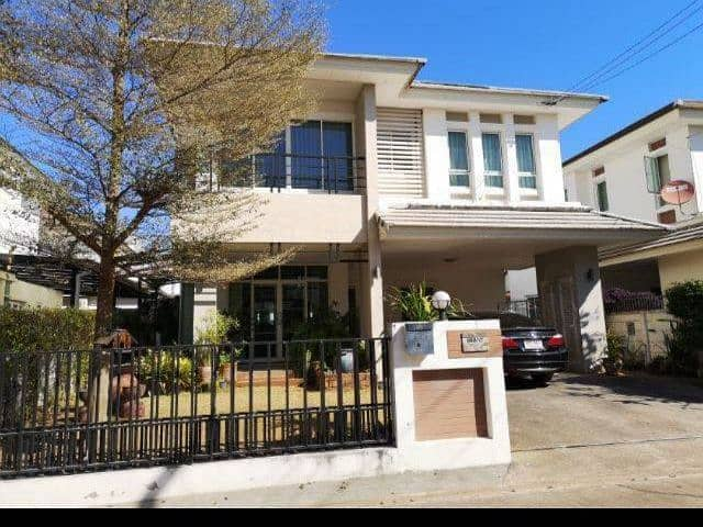 House for rent in PS Home Village Maliwan Road
