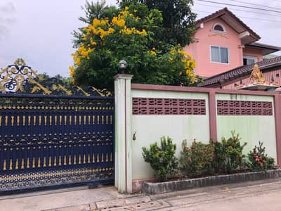 4 Bedroom Home for Sale in Thung Khru, Bangkok - House and land for sale Soi Pracha Uthit 54 Intersection 9