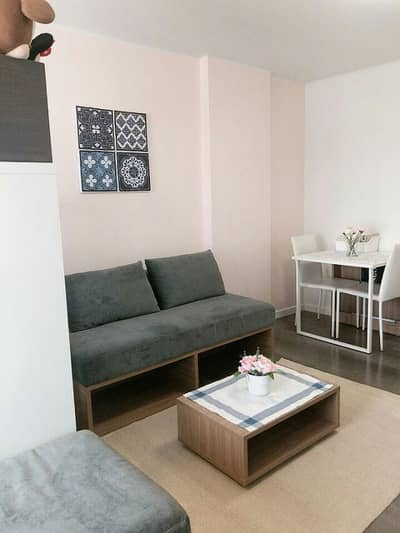 1 Bedroom Condo for Rent in Bang Bo, Samutprakan - Want to sell or rent a condo D Condo Resort Bangna (next to the contract 2)