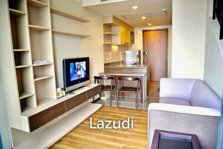 Onyx Phaholyothin / Condo For Rent and Sale / 1 Bedroom / 43.5 SQM / BTS Saphan Khwai / null