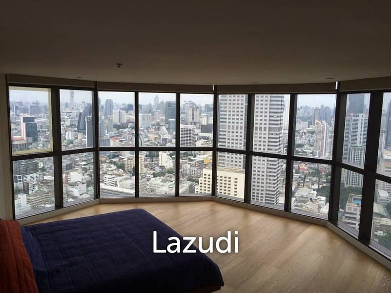 1 Bed 126 sq. m. State Tower For Sale