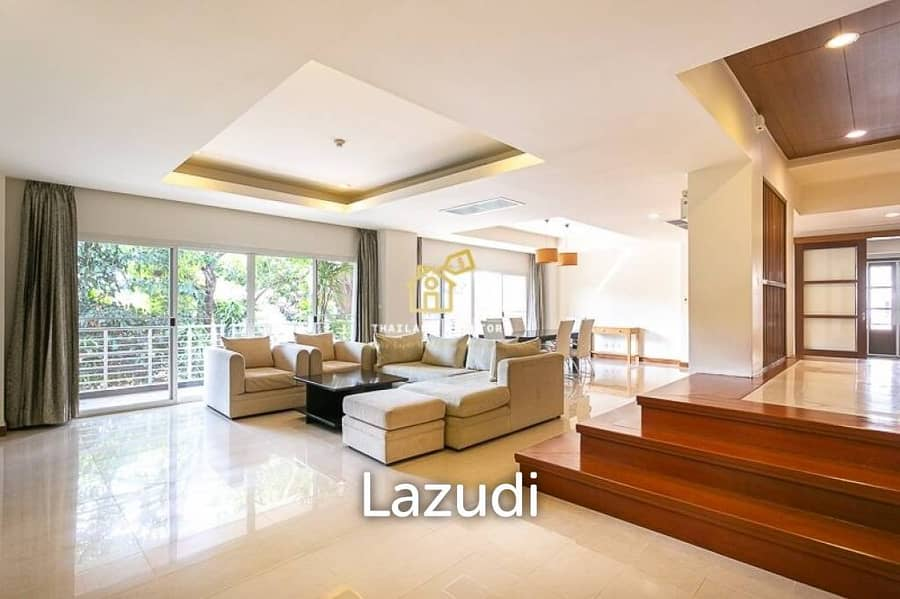 Sathorn Seven Residence / Condo For Rent / 3 Bedroom / 200 SQM / BTS Chong Nonsi / null