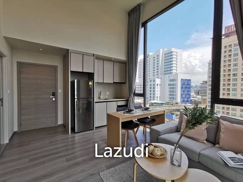 1 Bed The Reserve Phahol-Pradipat For Rent
