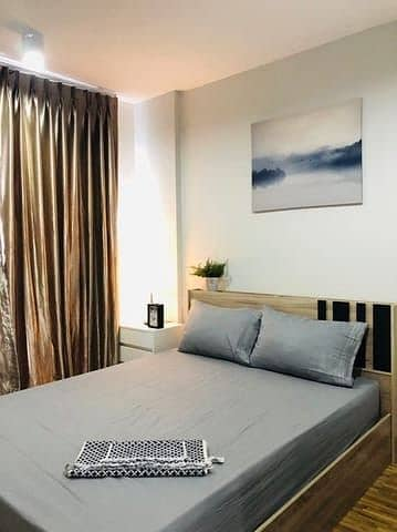 1 Bedroom Condo for Rent in Bang Bua Thong, Nonthaburi - G 3904 Condo for rent The Iris Bang Yai, beautiful room, ready to move in.