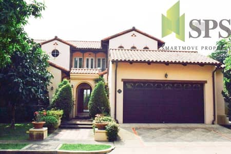Single House 4 beds For Rent Magnolias Southern California Bangna (Property ID SPS-PP134)