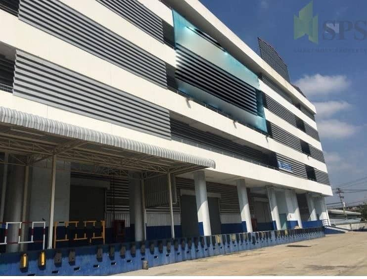 WAREHOUSE FOR RENT AT RAILWAY ROAD PROJECT (SPS-W022)