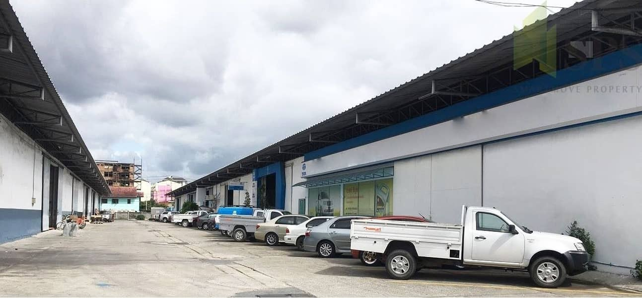 WAREHOUSE FOR RENT AT PHUCHAO SAMING PHRAY ROAD (SPS-W027)