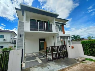 3 Bedroom Home for Sale in Fang, Chiangmai - New house for sale near Ruamchok, 3bed 2bath Sell 3.7 MB