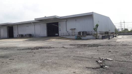 Hotel for Rent in Si Racha, Chonburi - G122-Warehouse or Factory with Office for RENT 4800 sqm. at Laem Chabang sea port Warehouse for rent 4800 sqm Chonburi