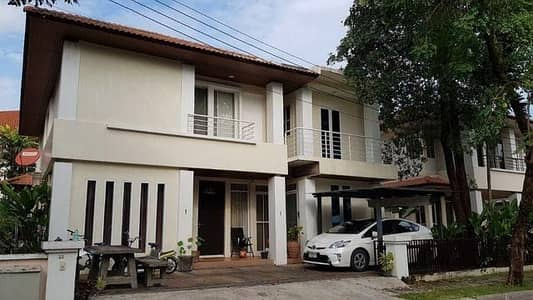 5 Bedroom Home for Rent in Wang Thonglang, Bangkok - 2 storey house for rent, 5 bedrooms, Bangkok Villa Village Close to Singapore International School Near along the express