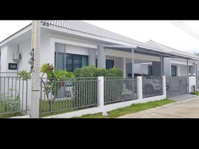 3 Bedroom Home for Rent in Ban Chang, Rayong - House for rent living seanse