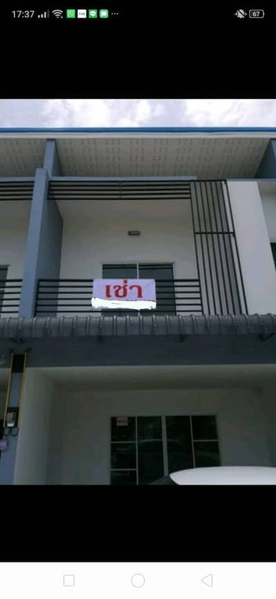 2 Bedroom Townhouse for Rent in Ban Chang, Rayong - Townhouse for rent in Ban Chang