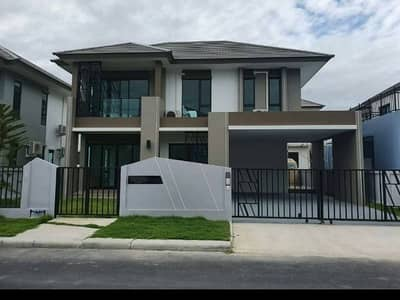 3 Bedroom Home for Rent in Ban Chang, Rayong - For rent, Verena village, located in the Eastern Star golf course, Ban Chang, Rayong