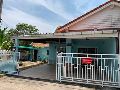 3 Bedroom Townhouse for Sale in Mueang Phuket, Phuket - House for sale 3 bedrooms and 2 bathrooms in Dusitburee Village