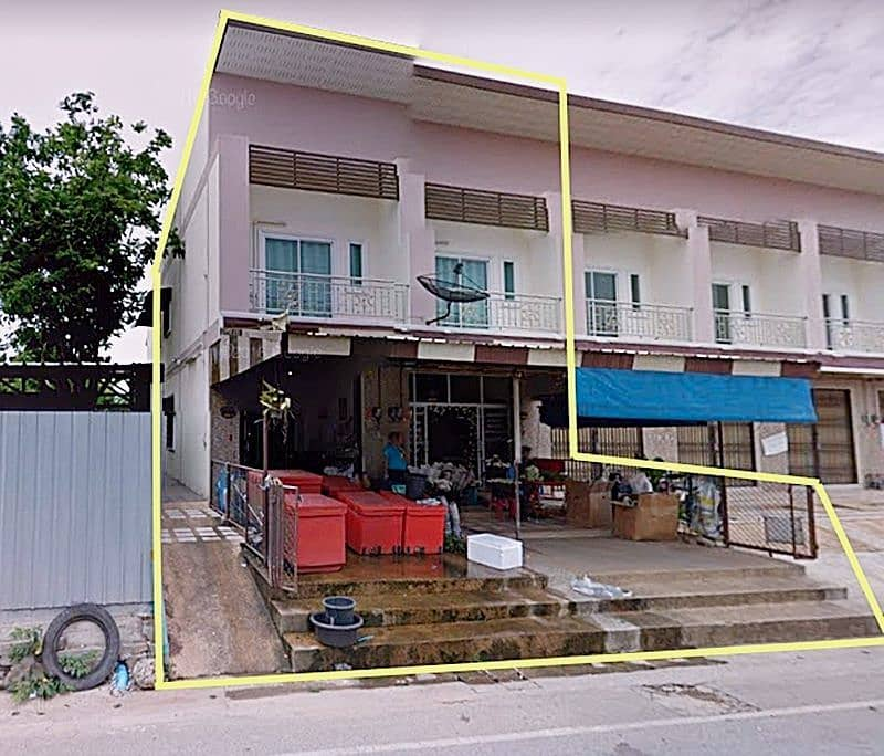 2 commercial buildings, the room is suitable for trading Sale with flower shop business