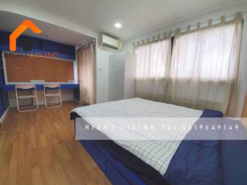 A-010102 Condo for rent Lumpini Place Rama 4 - Sathorn, very beautiful room, special price.
