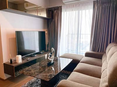 2 Bedroom Condo for Rent in Phra Khanong, Bangkok - Ideo Sukhumvit 93 2 bedrooms, Ideo Sukhumvit 93, Bang Chak, size 55 sqm. , 30th floor, city view, building A