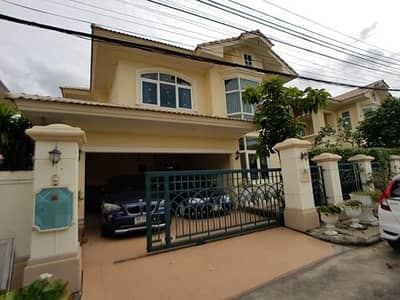 3 Bedroom Home for Rent in Bang Bua Thong, Nonthaburi - N00090 House for rent, Passorn 7 Rattanathibet, PASSORN 7 RATTANATHIBET, near Bang Phlu MRT Station.