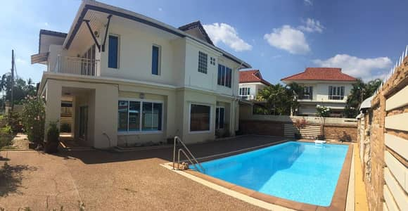 3 Bedroom Home for Rent in Mueang Krabi, Krabi - House with private pool for rent in Ao Nang, Krabi