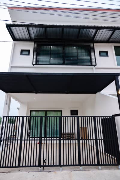 2 Bedroom Townhouse for Sale in Fang, Chiangmai - Out of reservation!!️‼️‼️‼️ 2 storey house in San Sai, Chiang Mai.
