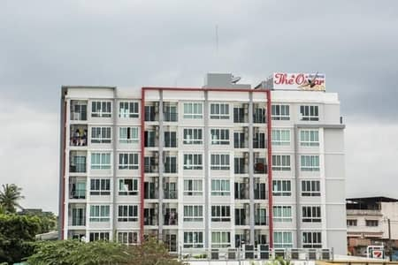 1 Bedroom Condo for Rent in Phasi Charoen, Bangkok - For rent The Oscar Condo Phetkasem 58 fully furnished. 300 m away from Phasi Charoen BTS station