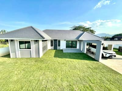 3 Bedroom Home for Sale in Phrao, Chiangmai - Big house for sale In allocated land, not crowded in Mea rim chiangMai