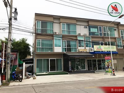 Office for Sale in Si Racha, Chonburi - Commercial building, Eileen Village, Sriracha, behind the corner