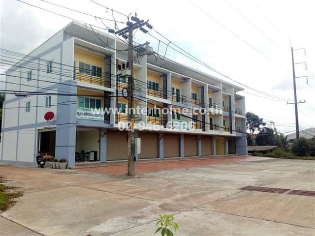3-storey commercial building, Number One Land, Khuan Khanun District, Phatthalung Province