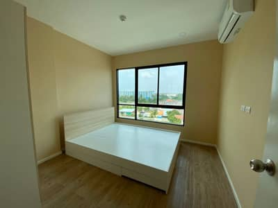 CDE12 Condo for rent 30 sq m, corner room, beautiful view, cheap price, fully furnished, near Central Westgate