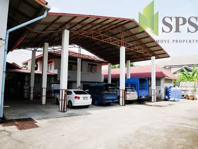 Factory for Sale in Bang Kruai, Nonthaburi - Warehouse For Sale Warehouse, factory, ready to use (SPS - W080).