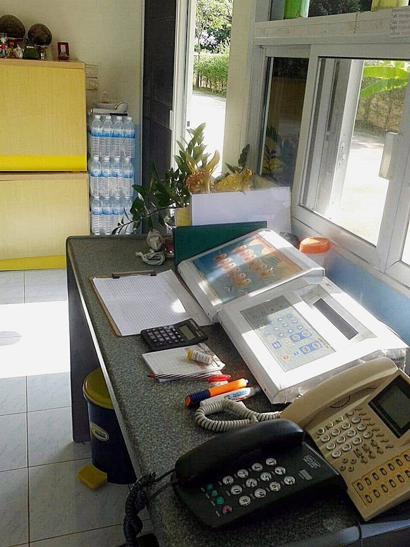 Small hotel for sale in Lamphun, 13 rooms with all businesses, urgently selling