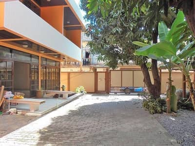 4 Bedroom Home for Rent in Khlong San, Bangkok - House and commercial building for rent, 2 and a half floors, area 103 square wa.