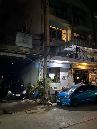 Commercial Building for Sale in Chom Thong, Bangkok - Building 2 booths 32.5