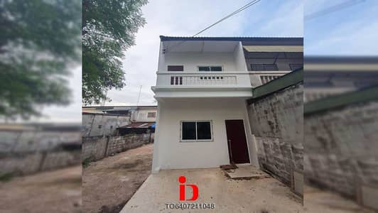 2 Bedroom Townhouse for Sale in Mueang Udon Thani, Udonthani - 📍🏘 ขาย ทาวน์โฮมราคาถูกในโครงการ ทางไปสามพร้าว อุดรธานี – Townhome for sale in Project the way to Samprao Udonthani 🏘📍
