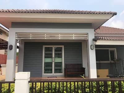 3 Bedroom Home for Rent in Ban Chang, Rayong - House for rent in Phayun Green Ville Ban Chang