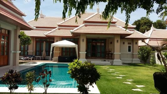 4 Bedroom Home for Rent in Ban Chang, Rayong - Pool Villa in Banchang for rent