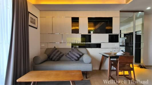 1 Bedroom Condo for Rent in Watthana, Bangkok - Gorgeous room for rent / Ready to move in / 1 Bedroom 1 Bathroom 1 Parking lot 26th Fl. 50 Sq. m.