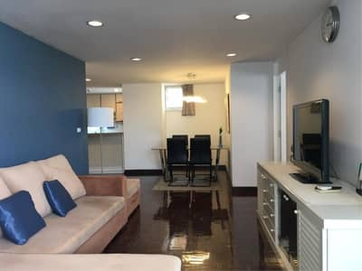 2 Bedroom Condo for Rent in Watthana, Bangkok - Room for rent TaiPing Towers Fully furnished on level 7 near BTS Ekkamai